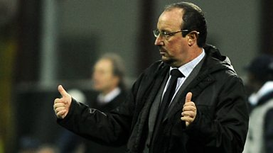Image for Benitez: