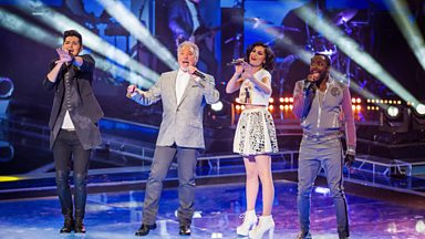 Image for The Voice UK coaches: Live Performance