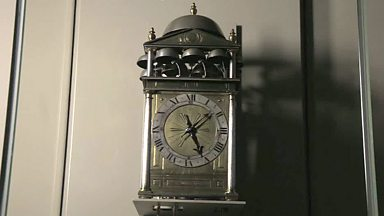 Image for A Striking Musical Clock