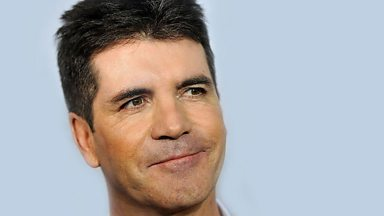 Image for Simon Cowell: 'I'm lucky and weird'