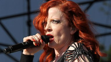Image for Garbage's Shirley Manson: 'It's better than sex'