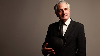 Image for Henry Goodman who plays Leopold Bloom describes James Joyce's