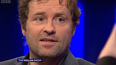 Image for Stephen talks to comedian Ardal O'Hanlon