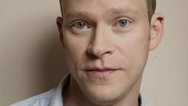 Image for Robert Webb reads from his teenage diary