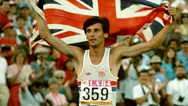 Image for Seb Coe makes Olympic history