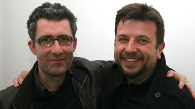 Image for Brothers in arms: Stefano and David