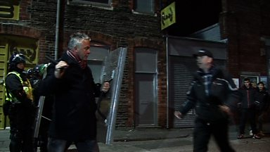Image for Holby Riots Special – Creating a Riot
