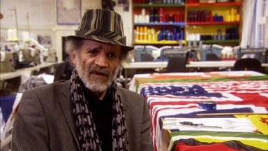 Image for 'Flag' by John Agard (analysis)