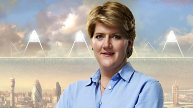 Image for Clare Balding talks to Ball and Bacon
