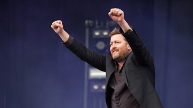 Image for Elbow highlights from T in the Park