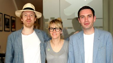 Image for Hot Chip - Edith Bowman Album Show interview