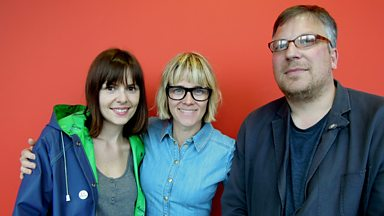 Image for The Grand Gestures - Edith Bowman Album Show interview