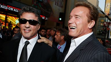 Image for Arnold Schwarzenegger: 'George Bush called me Conan the Republican'