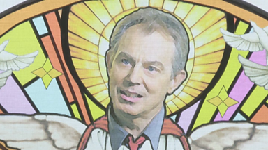 Image for Making Tony Blair A Saint
