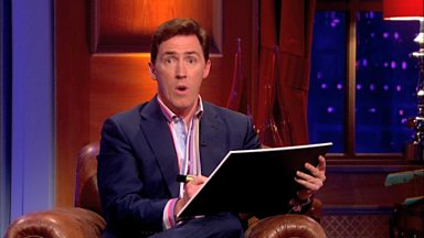 Image for Rob Brydon's Drawing Game with Sarah Millican, Grayson Perry and Newton Faulkner