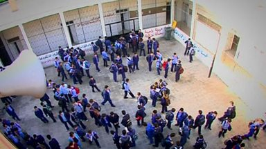 Image for Effects of immigration in a Syrian school