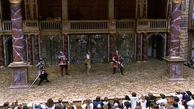 Image for Shakespeare's Globe Theatre - an introduction