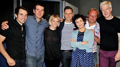 Image for Deacon Blue - Edith Bowman's Album Show session