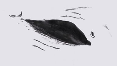 Image for A tale of a sickly whale