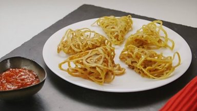 Image for Net bread (roti jala)