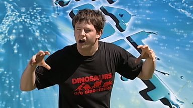 Image for It's Nick-o-dactyl  taking on the Qualifier