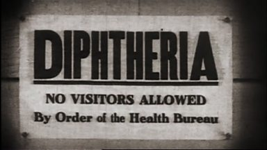 Image for The Threat of Diphtheria