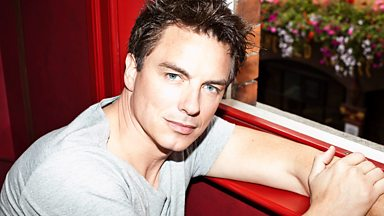 Image for John Barrowman on Gene Kelly