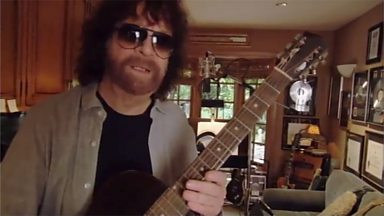 Image for Jeff Lynne's first guitar