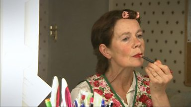 Image for Celia Imrie hopes to find a criminal or other exciting ancestor in her family tree