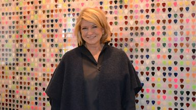 Image for Martha Stewart chats to Graham Norton