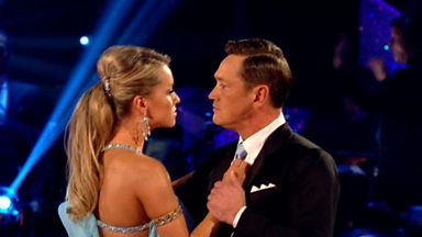 Image for Sid Owen & Ola Jordan dance the Waltz to ' I Won't Give Up'
