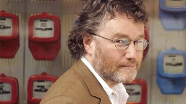Image for Iain M Banks:  Book Café highlight