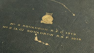 Image for No.2 Squadron diary