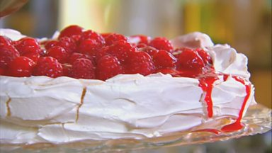 Image for Raspberry Pavlova