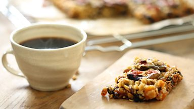 Image for Fig flapjacks