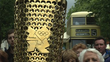 Image for 2012 Olympic Torch