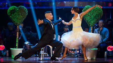 Image for Louis & Flavia dance the 'Waltz' to 'Puppy Love'