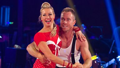 Image for Denise & James dance the Jive to 'Tutti Frutti'