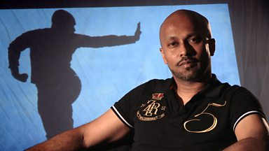 Image for Akram Khan - dancer and choreographer