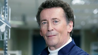 Image for Robert Powell talks to Phil Kennedy 'uncut' about Singing In The Rain
