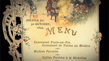 Image for Escoffier's Menus