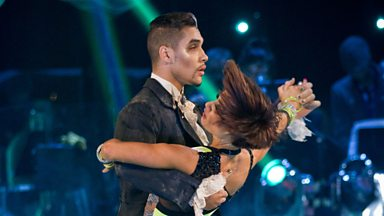 Image for Louis and Flavia dance the Tango to 'Disturbia'