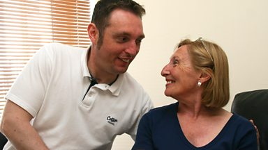 Image for Coping with disability: Lorraine and Ian