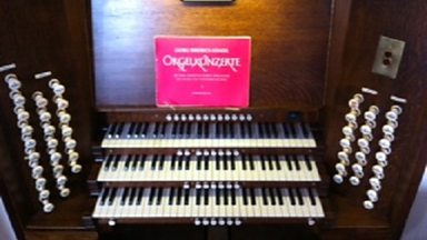 Image for Holy Trinity Church Organ
