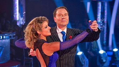 Image for Richard and Erin dance the Foxtrot to 'Big Spender'