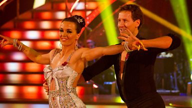 Image for Victoria and Brendan dance the Samba to 'It's Not Unusual'