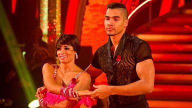 Image for Louis and Flavia dance the Samba to 'La Bomba'