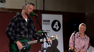 Image for Video: Billy Bragg plays Ideology