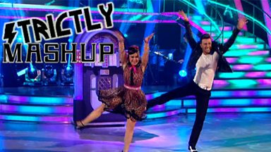 Image for Strictly Mashup: Dani, Vincent & Skrillex