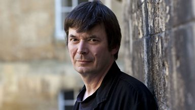 Image for Author Ian Rankin back with new detective Rebus novel